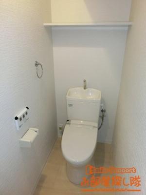 【トイレ】エンゼルハイム六ッ門