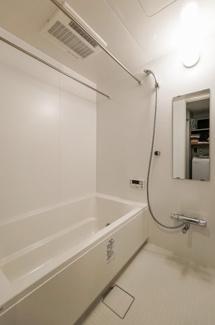 2021年7月27日 浴室乾燥機付きで雨の日のお洗濯もラクラクです♪