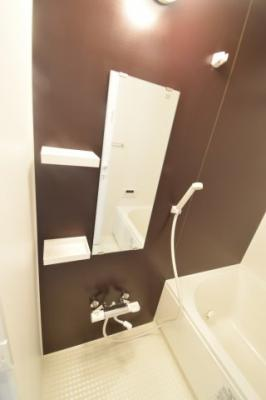【浴室】ルガールボニート新神戸