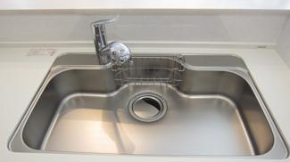 浄水器付きキッチン水栓