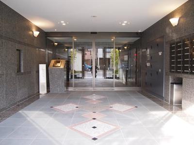 【エントランス】ルーブル蒲田南六番館