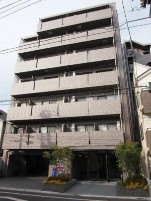 【外観】ルーブル蒲田南六番館
