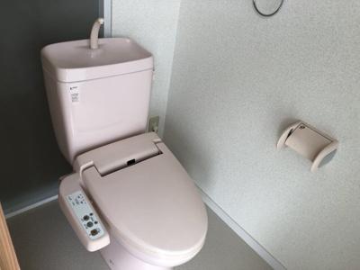 【トイレ】グランドール上街