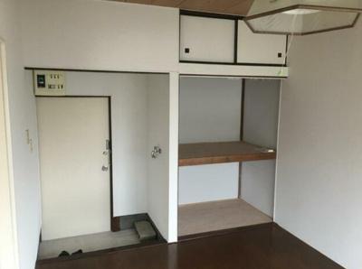 【玄関】清和荘