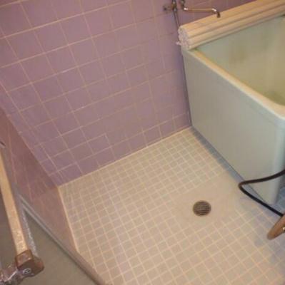 【浴室】コーポオオノ