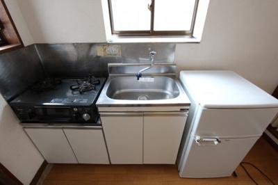 【キッチン】ロフティーキャンパス