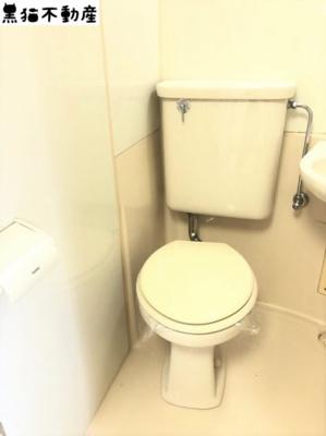 【トイレ】ユングハイツ