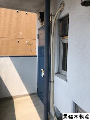 【玄関】ユングハイツ