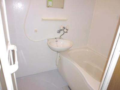 【浴室】第2ハイツ清住