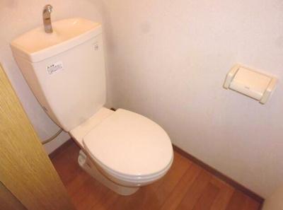 【トイレ】第2ハイツ清住