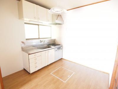 【キッチン】下大和田戸建て