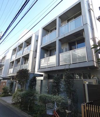 【外観】プライムアーバン目黒三田