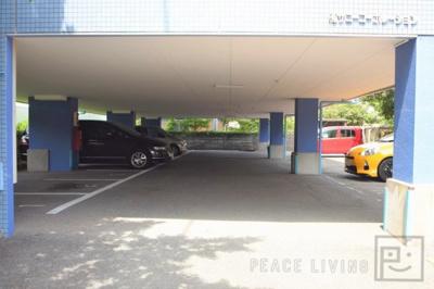 【駐車場】メゾンアクアマリン