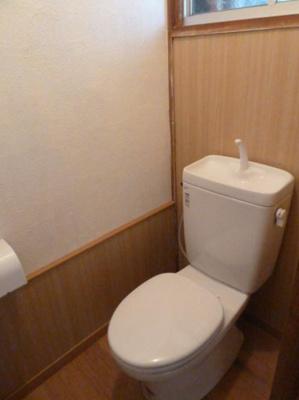 【トイレ】おきな荘