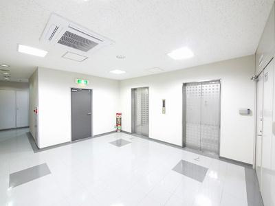【エントランス】レナ新大宮ビル