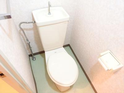 【トイレ】シャングリラ代々木
