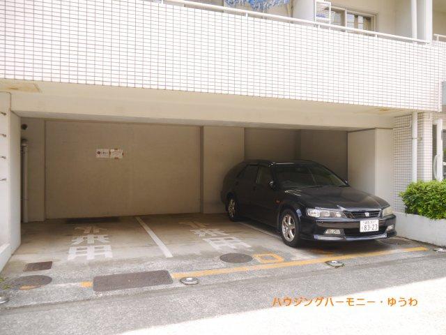 【駐車場】トップ成増