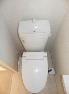 【トイレ】サークルハウス三宿