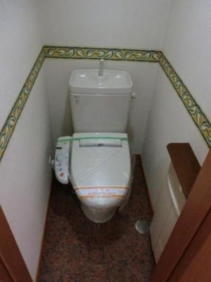 【トイレ】シルフィード