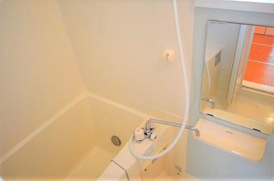 【浴室】キャッスルウエスト