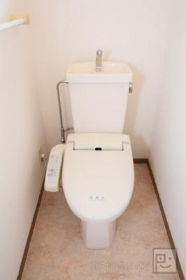 【トイレ】クレールメゾンA
