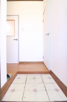 【玄関】舞美荘