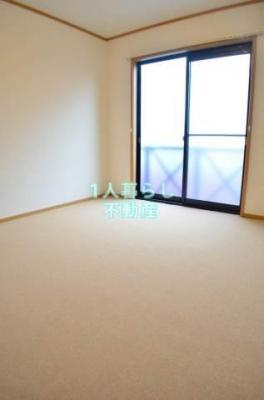 清潔感のあるお部屋です
