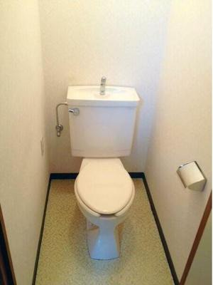 【トイレ】メゾン・ド・シオン
