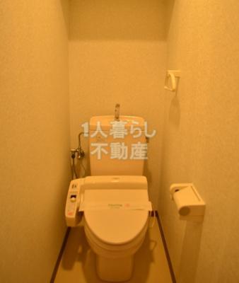 ウォシュレット付きトイレです*別室参考写真です