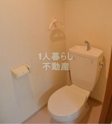トイレです*別室参考写真です