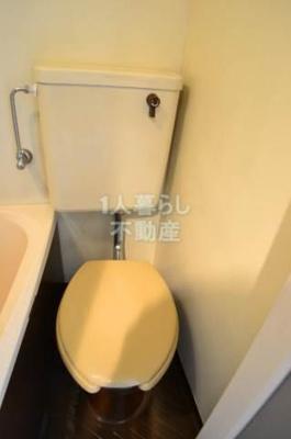 バストイレは同室です 別室参照