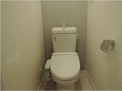 【トイレ】ヴィラージュ加美平