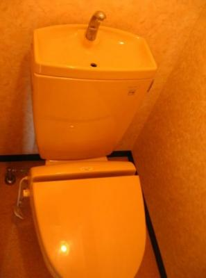 【トイレ】グロリア・ハイツ