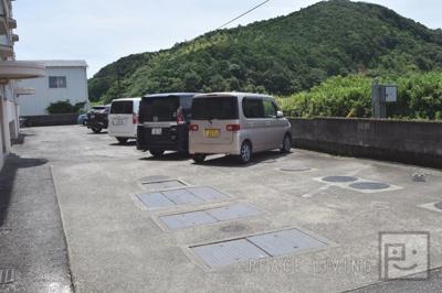 【駐車場】第3眉山マンション