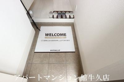 【玄関】ユーミー