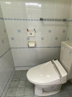 【トイレ】ジュネスかわむら店舗