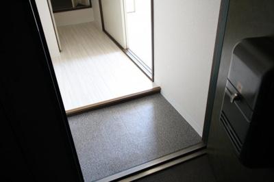 【玄関】チェリッシュハウス