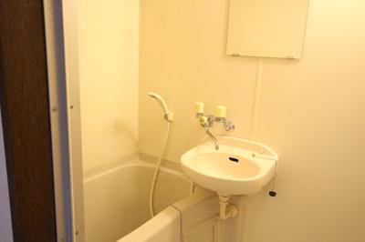 【浴室】チェリッシュハウス
