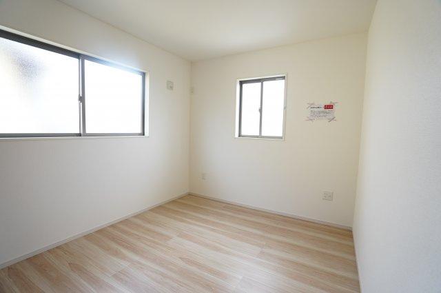 【同仕様施工例】5.2の洋室です。