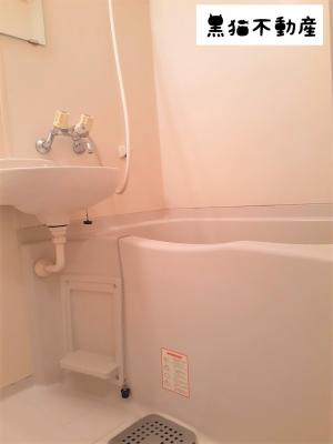 【浴室】シャトー村瀬II