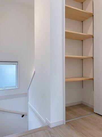 2階廊下にも収納があります!(^^)!