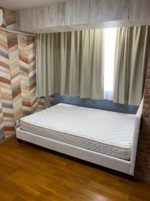 【寝室】マンションK2