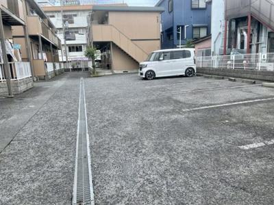 【駐車場】シティハイム・シャルムC