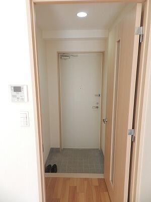 【玄関】アートフォルム目黒