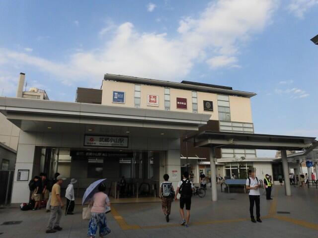 武蔵小山駅まで560m