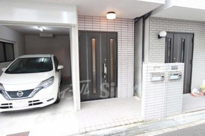 【エントランス】庄本町2-5-6貸家