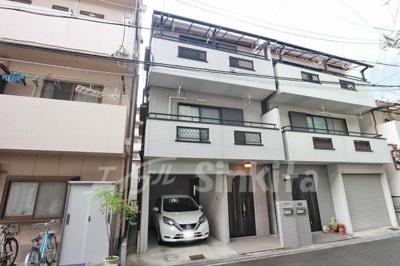 【外観】庄本町2-5-6貸家