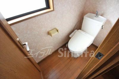 【トイレ】庄本町2-5-6貸家