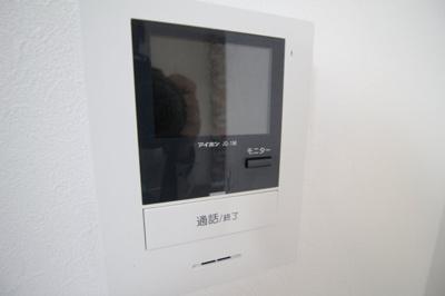 【セキュリティ】レジデンスマロン参番館