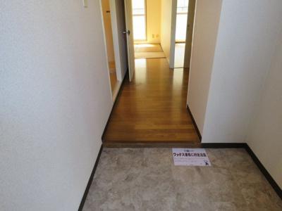 【玄関】アーバンハイツ的場